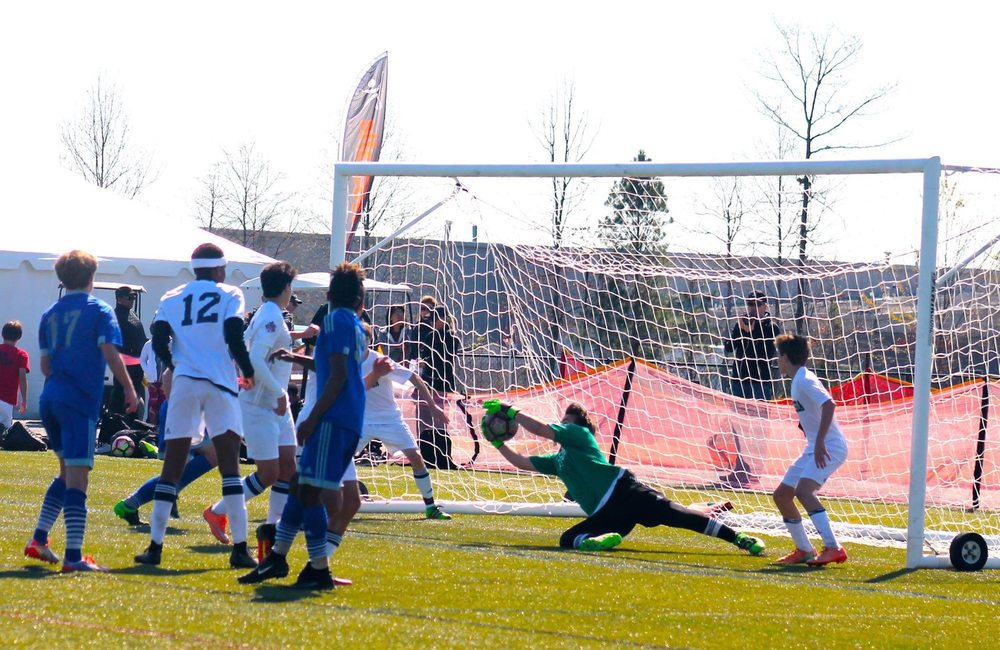 Bethesda Soccer Club: 8655 Grovemont Cir, Gaithersburg, MD