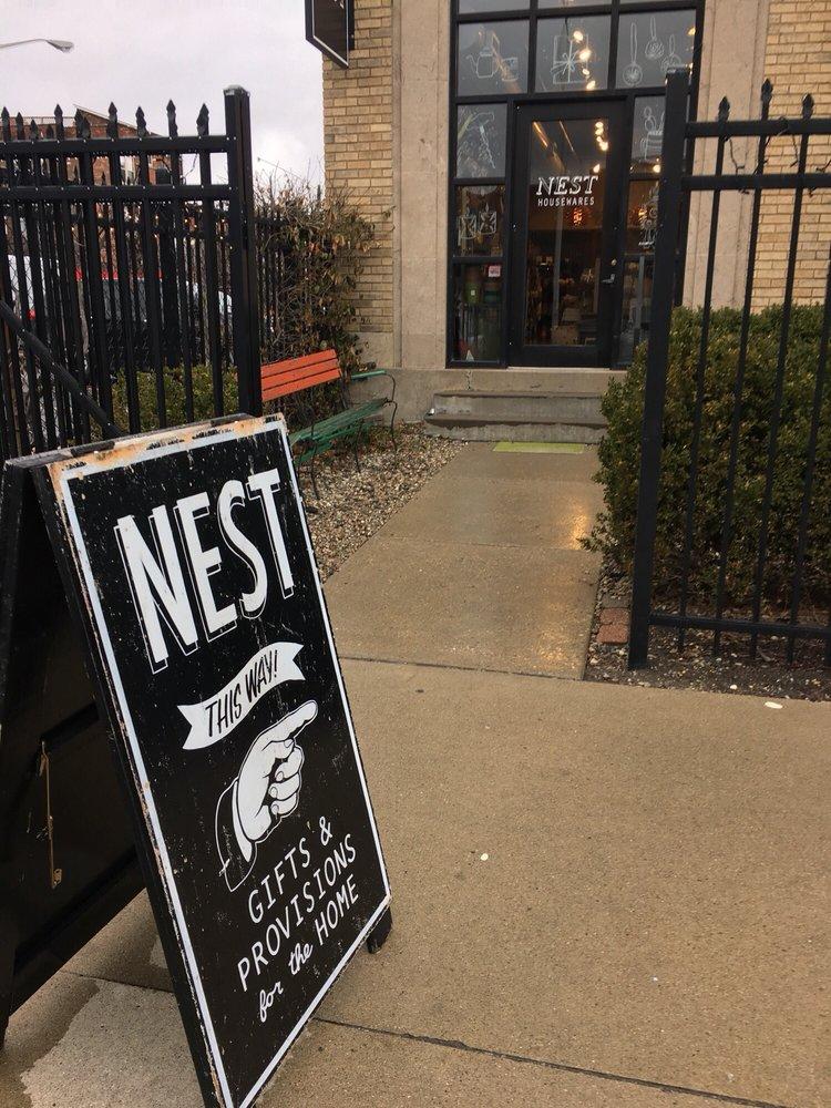 Nest: 460 W Canfield St, Detroit, MI