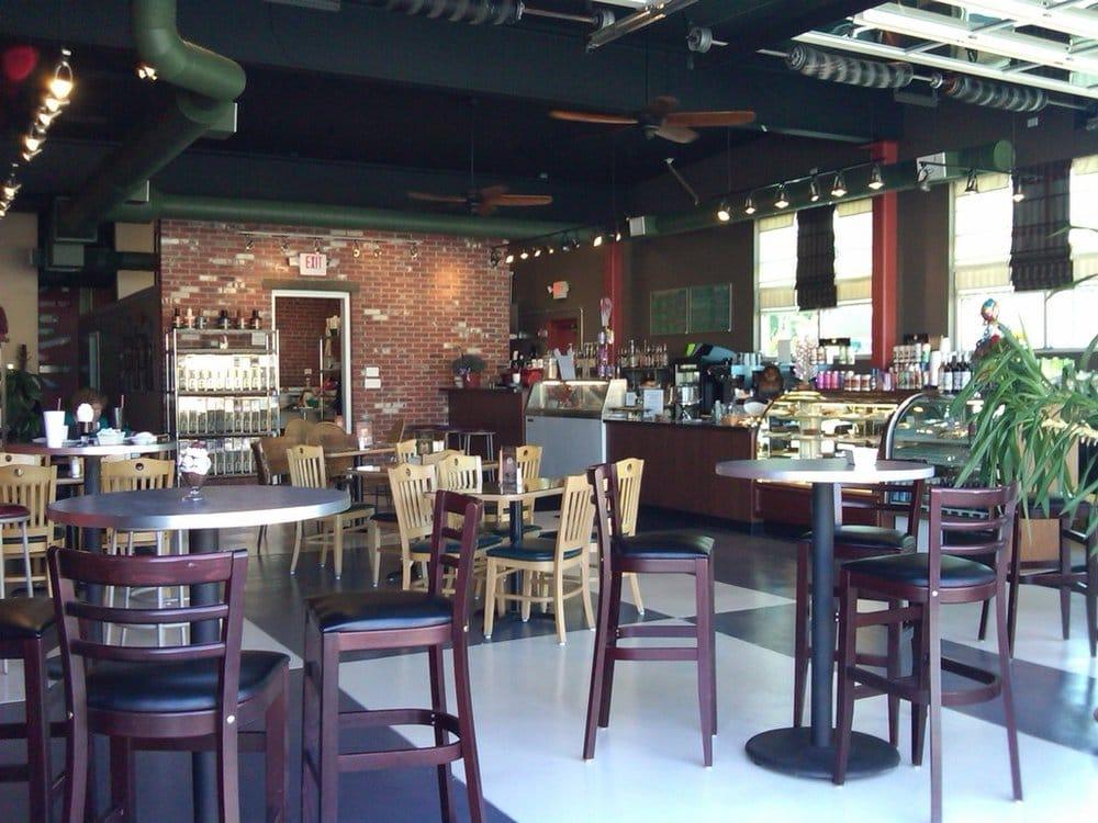 Amherst Coffee Yelp