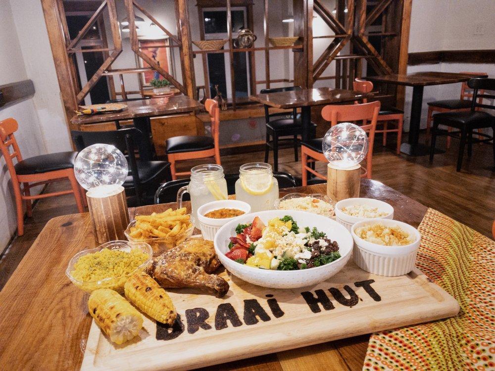 Food from Braai Hut