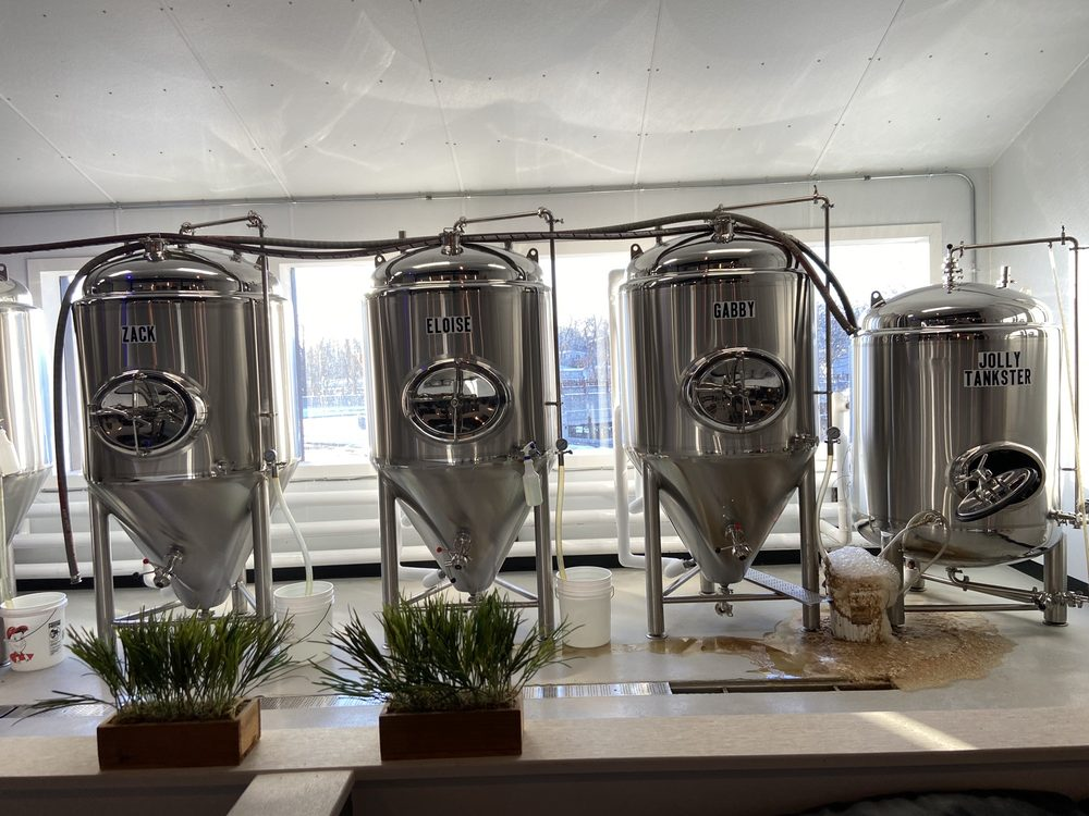 Tilion Brewing Company: 432 Mill St W, Cannon Falls, MN