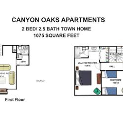 Canyon Oaks Apartments - 15 Photos - Apartments - 16500 Henderson ...