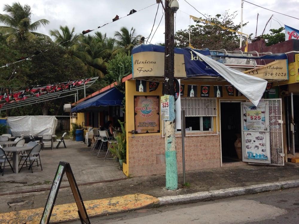 Restaurante Waterfront Cantina: Puerto Rico 3, Naguabo, PR