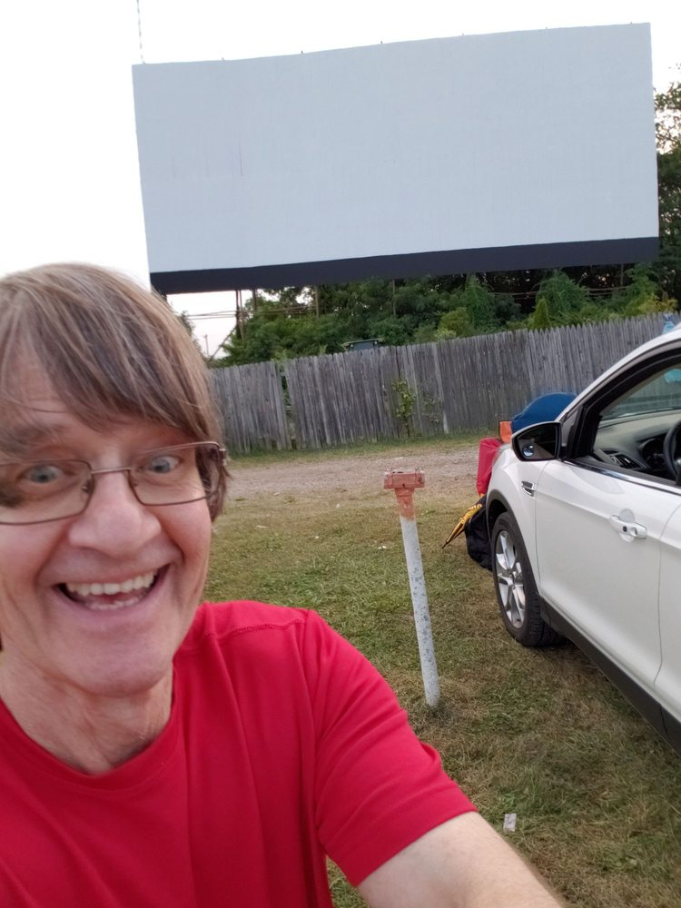 Brownsville Drive-In: 6229 National Pike E, Grindstone, PA