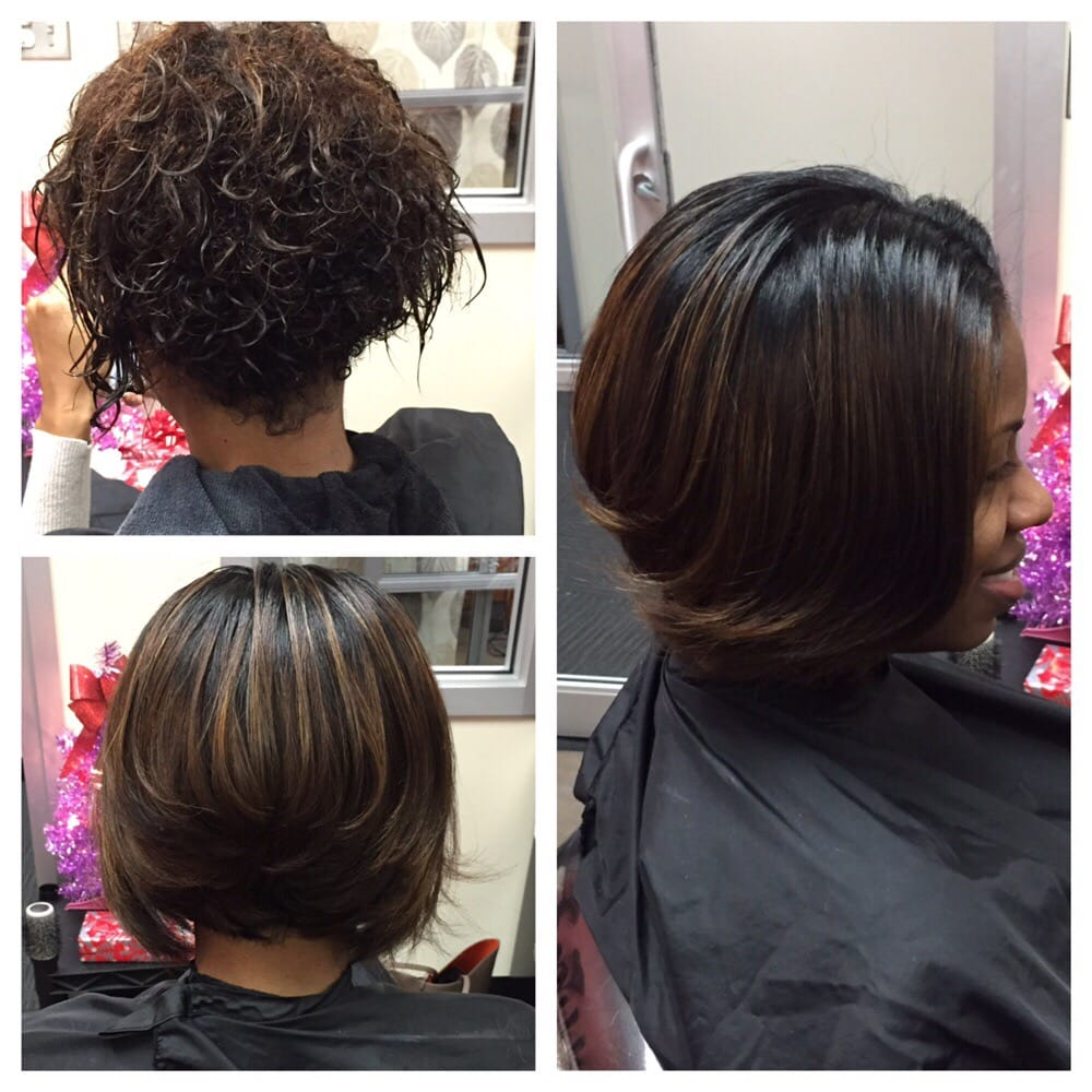 silk out hair style cut and silk out yelp 6012 | o