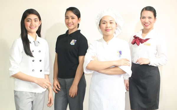 culinary arts manila The center for asian culinary studies (cacs) is the best multi-awarded culinary institution in the philippines with schools in manila, davao, and pampanga check our affordable culinary studies' tuition fee and be a world-class chef.