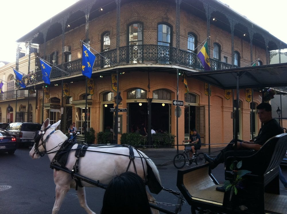 French Quarter Phantoms