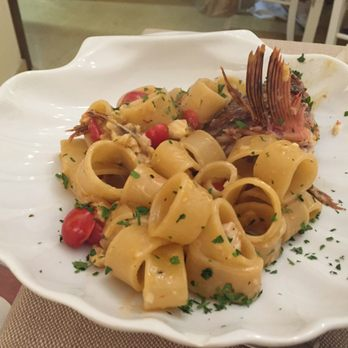 Osteria del pesce via monserrato roma