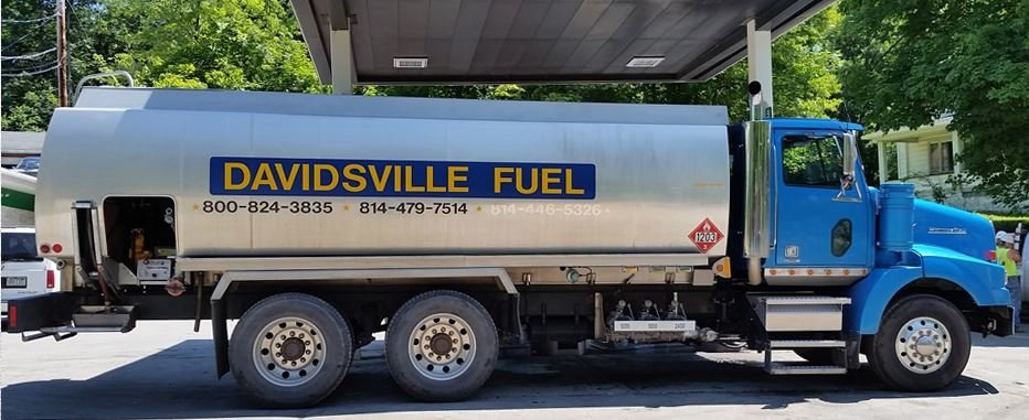 Davidsville Fuel: 763 S Main St, Hollsopple, PA