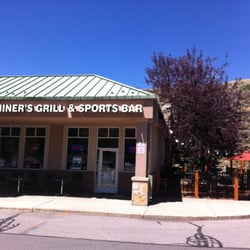 Miner's Grill & Sports Bar logo
