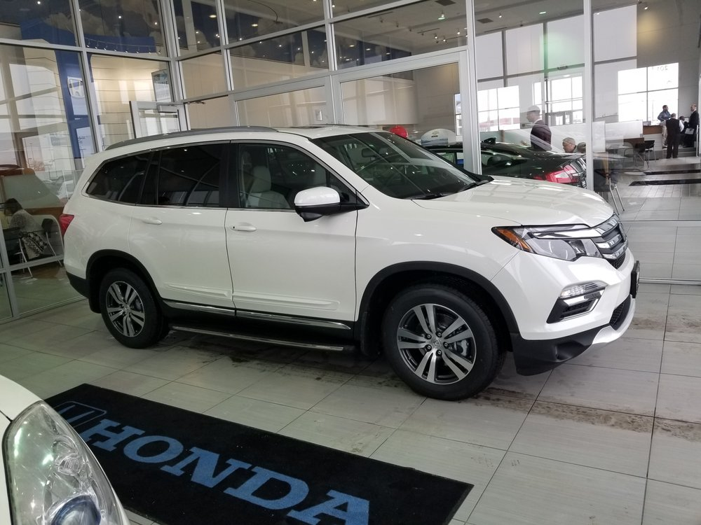 Corwin Fargo Nd >> 2018 Honda Pilot EX-L with Aftermarket - Yelp