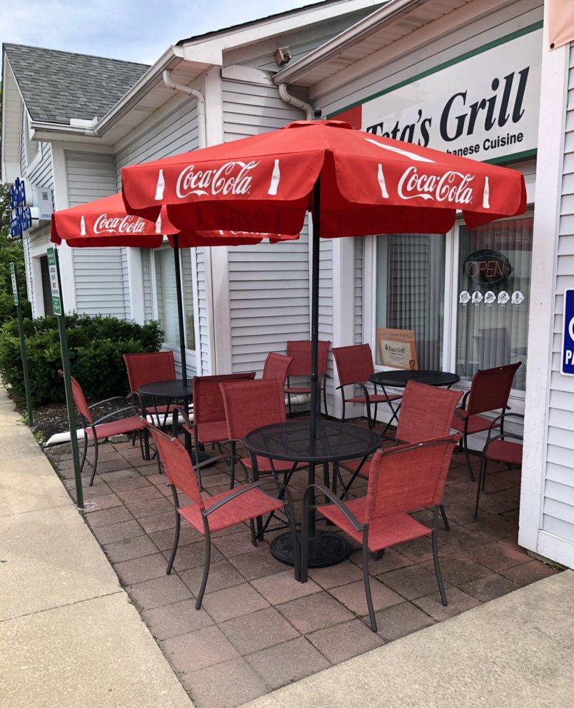 Teta's Grill: 6429 W Pierson Rd, Flushing, MI