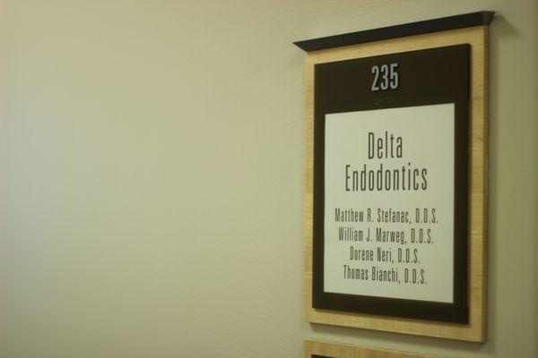 Delta Endodontics 2160 W Grant Line Rd Ste 235 Tracy, CA