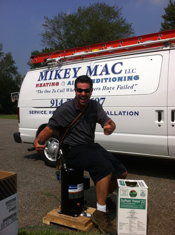 Mikey Mac Heating & Air Conditioning: Pleasantville, NY