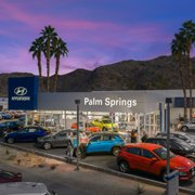 Welcome To Photo Of Palm Springs Hyundai Ca United States
