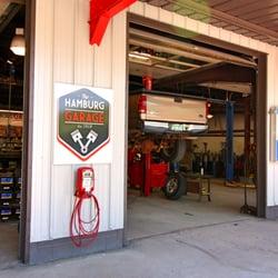 The Hamburg Garage - Auto Repair - 11179 Hamburg Rd, Whitmore Lake ...