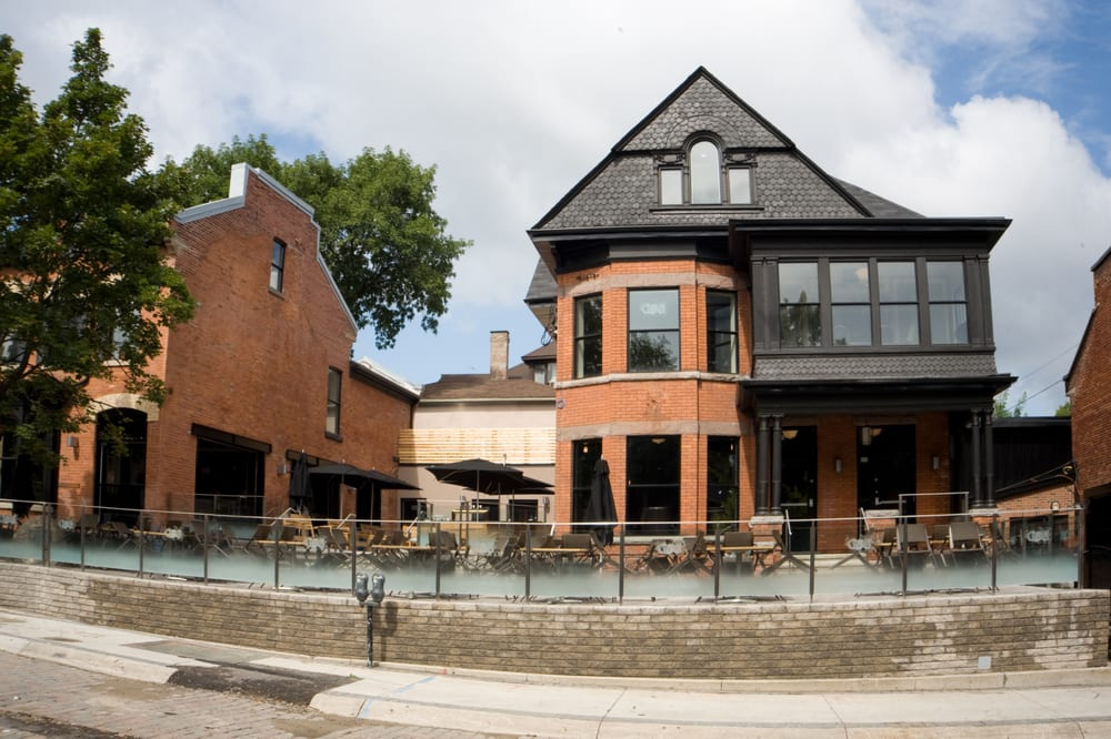 The Gown & Gavel - 10 Reviews - Canadian (New) - 24 Hess Street S ...