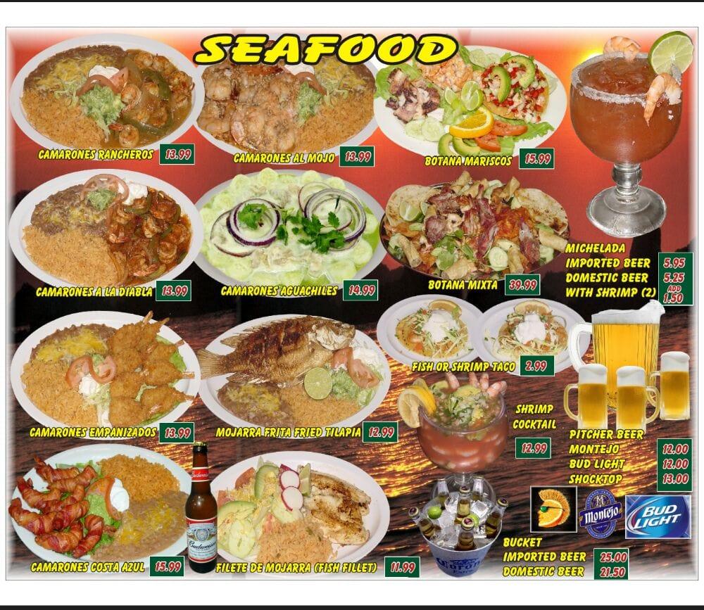 Alvarados Mexican and Seafood: 29992 Hunter Rd, Murrieta, CA