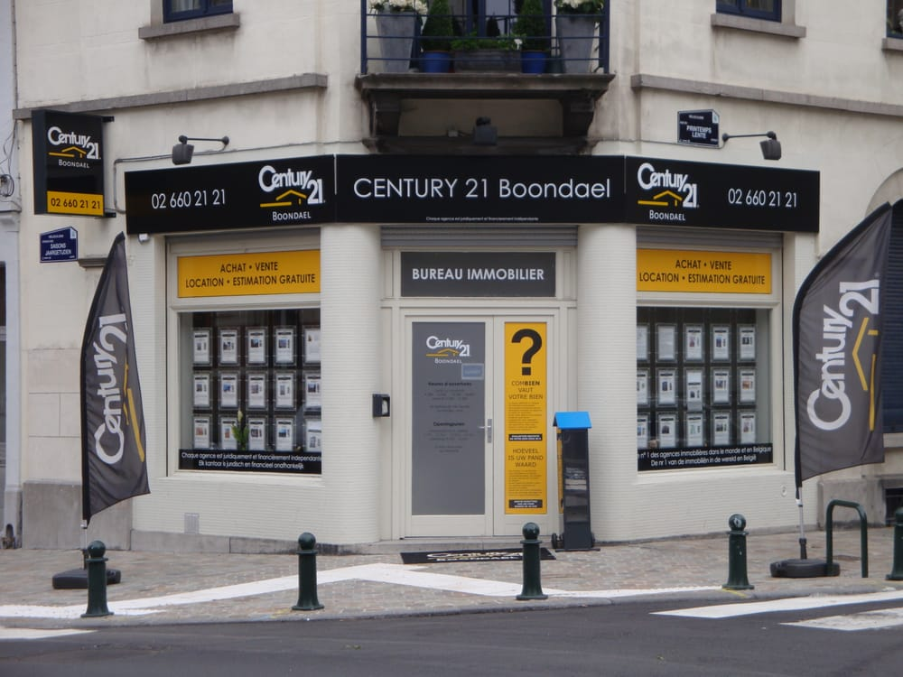 Century 21 boondael agence immobili re ave des saisons for Agence immobiliere 42