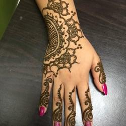 Angel Eyebrow Threading And Henna Tattoo 96 Photos Henna Artists