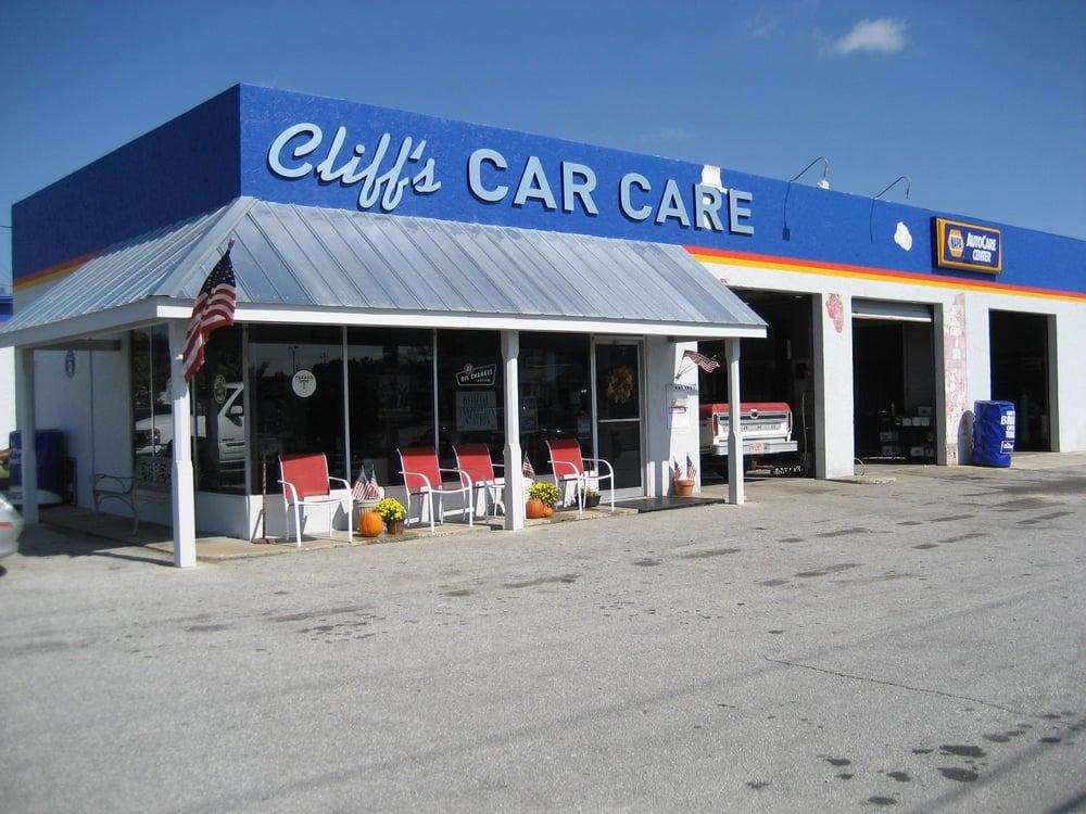 Cliff S Car Care Swansboro Nc