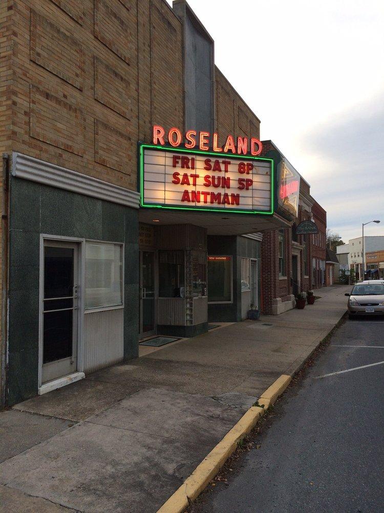 Roseland Theatre: 48 Market St, Onancock, VA