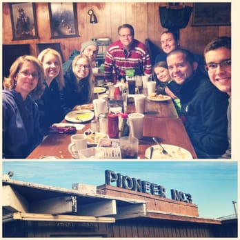 Pioneer Of Texas Restaurant Wichita Falls Tx