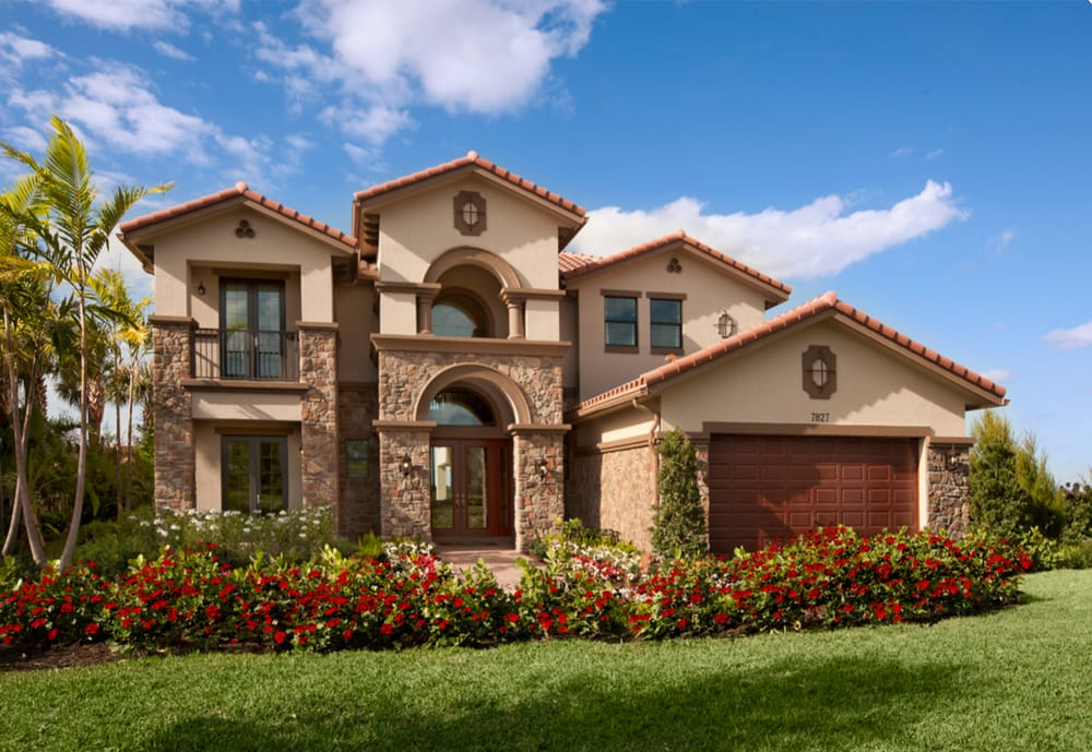 Tuscan house design home plans dream home build custom for Custom estate home plans