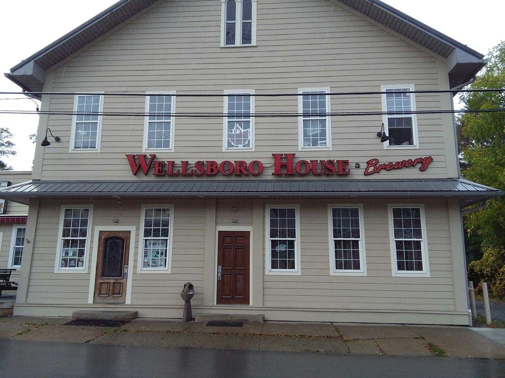 The Wellsboro House: 34 Charleston St, Wellsboro, PA