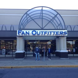 fan outfitters. photo of fan outfitters - lexington, ky, united states. storefront.