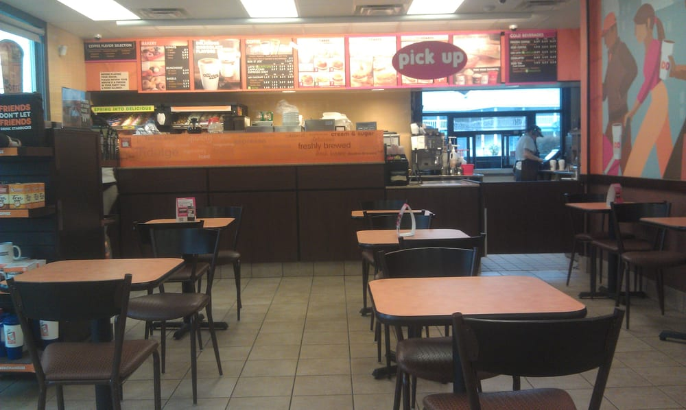 Dunkin': 63 French King Hwy, Erving, MA
