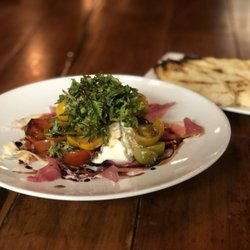 outlet store 5b54b d504d Photo of Parker Garage - Parker, CO, United States. Buratta Parma  prosciutto,