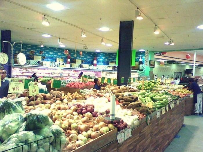 Marina Food Market San Mateo