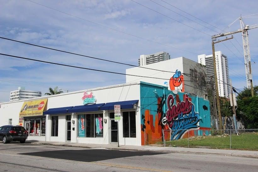 Sneak Attack: 2519 NE 2nd Ave, Miami, FL