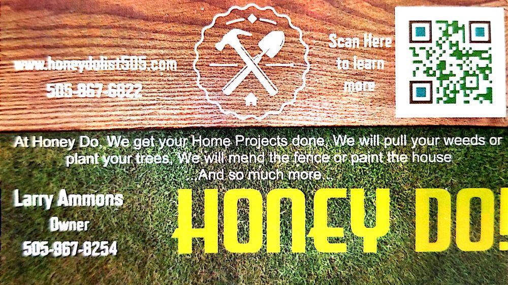 Honey Do!: 767 Slater Ct, Bernalillo, NM