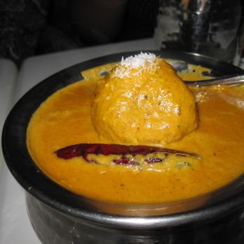 Yaar Indian Restaurant Menu