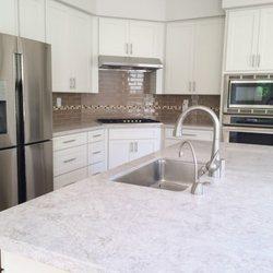 Photo Of Elegant Stone U0026 Cabinets   Walnut Creek, CA, United States. White