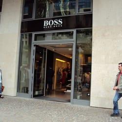 hugo boss store schuhe goethestr 3 innenstadt frankfurt am main hessen telefonnummer. Black Bedroom Furniture Sets. Home Design Ideas