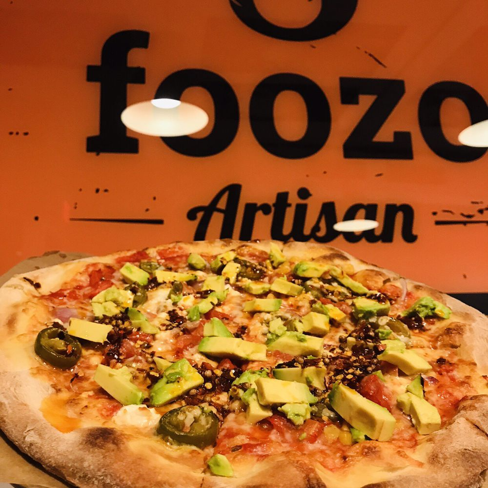 Foozo Artisan Pizza: 1017 Kane Concourse, Bay Harbor Islands, FL