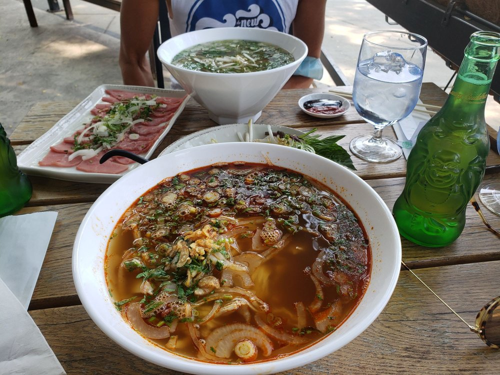 Pho & Bar: 1600 E 17th Ave, Denver, CO