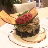 Photo Of Leaf Vegetarian Restaurant Boulder Co United States Tempeh