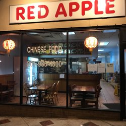 Red Apple Chinese Food Oradell Nj