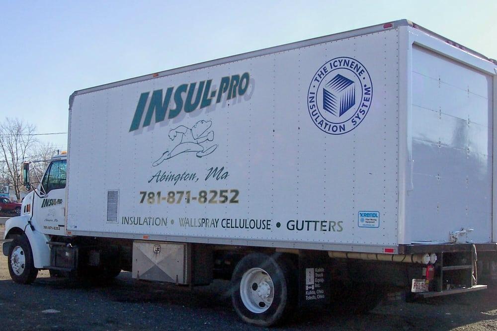 Insul-Pro Insulation: 267 N Quincy St, Abington, MA