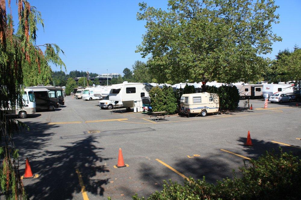 Trailer Inns Rv Park Of Bellevue Yelp