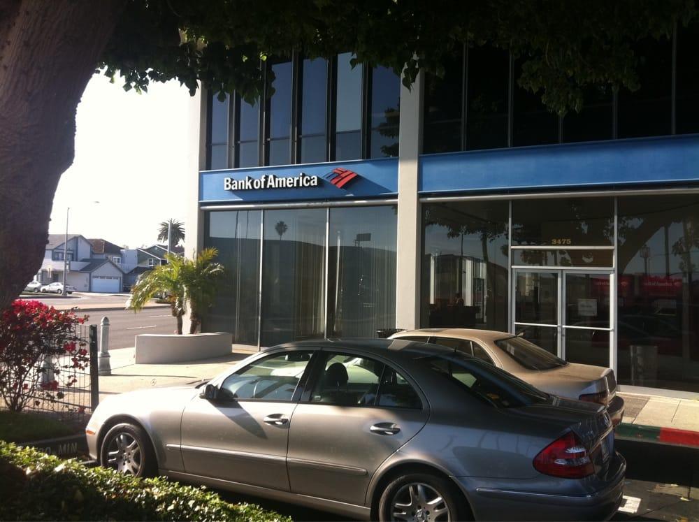 Bank Of America Newport Beach Address
