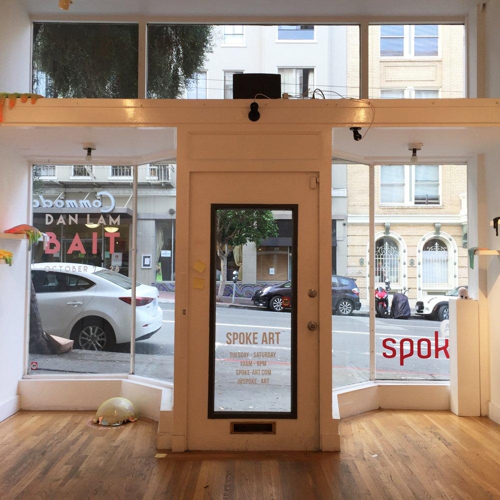 Spoke Art Gallery