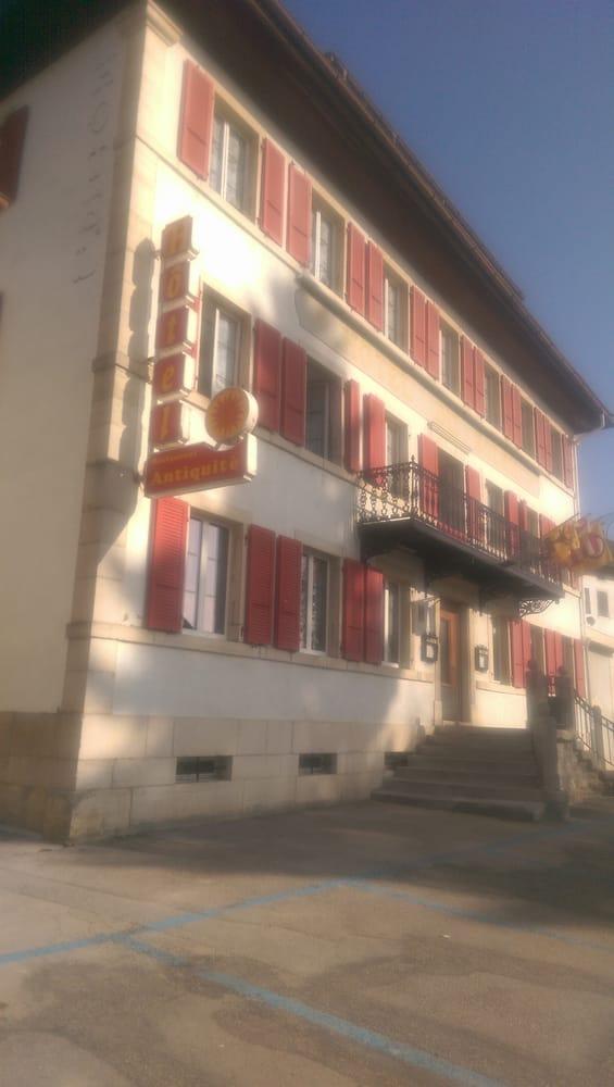 Hotel Du Soleil - Le Noirmont