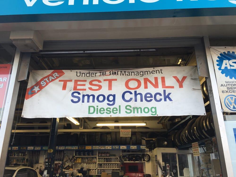 Smog Check in CA