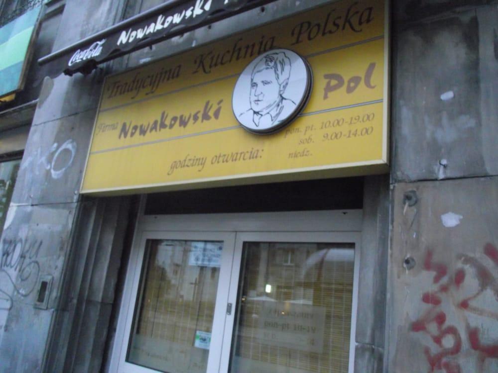 Nowakowski Pol Tradycyjna Kuchnia Polska  Polish  ul   -> Kuchnia Amica Serwis Warszawa