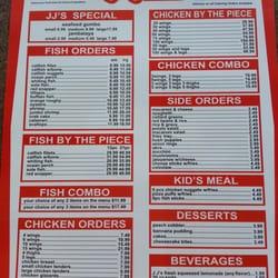 Jj fish and chicken closed 28 photos 30 reviews for Alaska fish and chicken menu